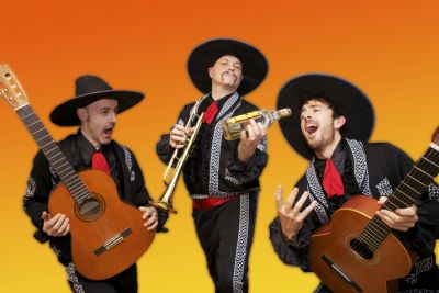 Theme Nights - Burrito Mariachi