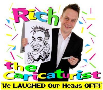 Caricaturists - Rich - Caricaturist