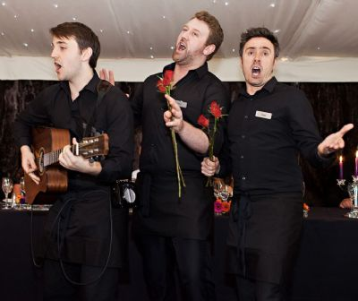 Singing Waiters - Simply Singing Waiters