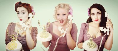 Vintage Themed Entertainment - The Forties Belles
