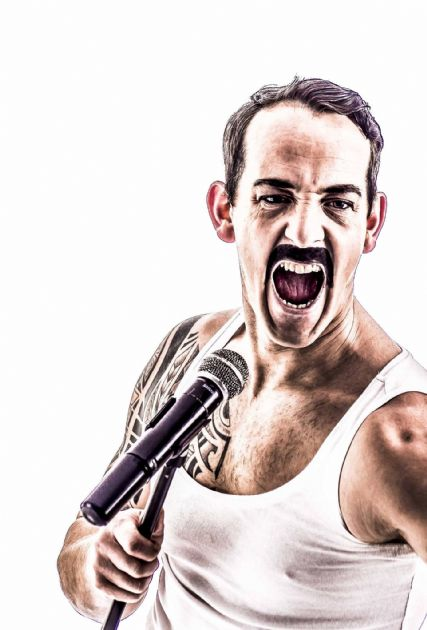Gallery: Freddie Mercury Tribute