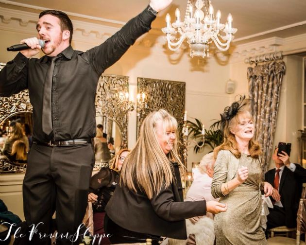 Gallery: James The Singing Waiter