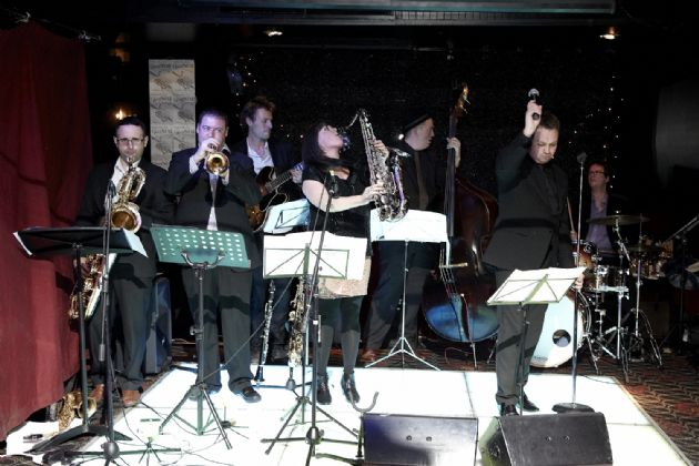 Gallery: The Jive Stars