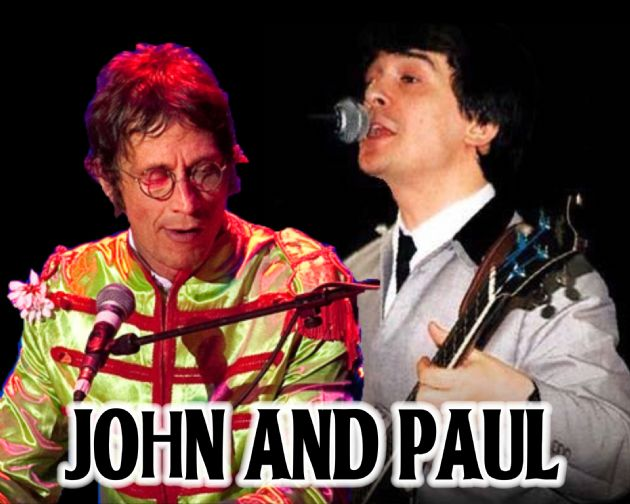 Gallery: John and Paul