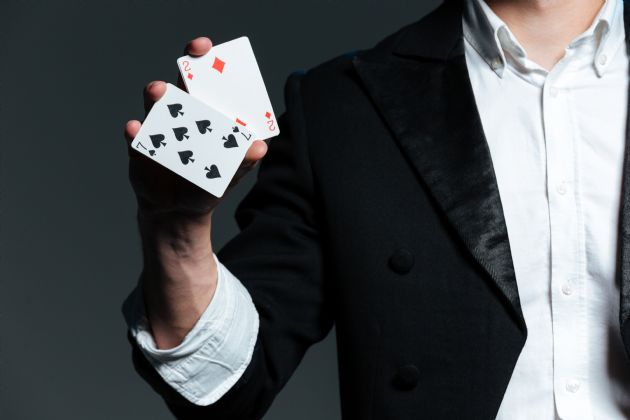 Gallery: John Stage and Close Up Magician