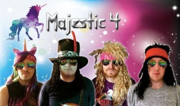 Gallery: Majestic Four