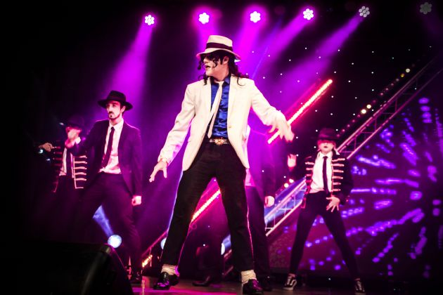 Gallery: Michael Jackson Tribute King Of Pop