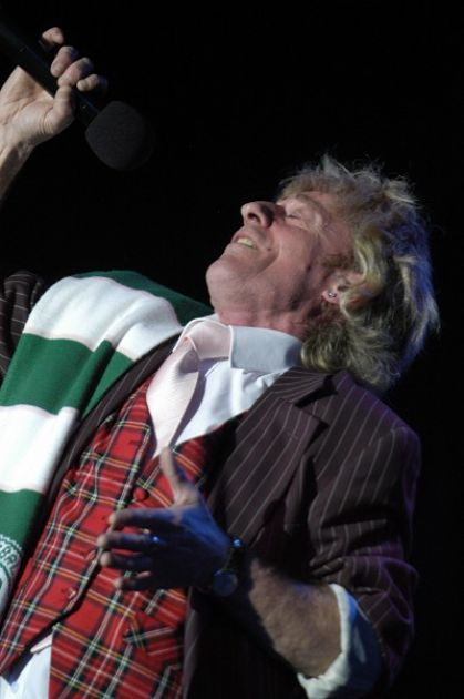 Tribute to Rod Stewart Testimonial