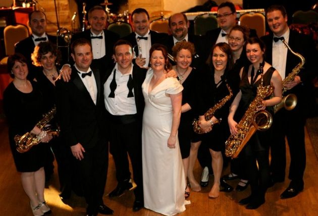 Gallery: Sophisticated Swing Orchestra