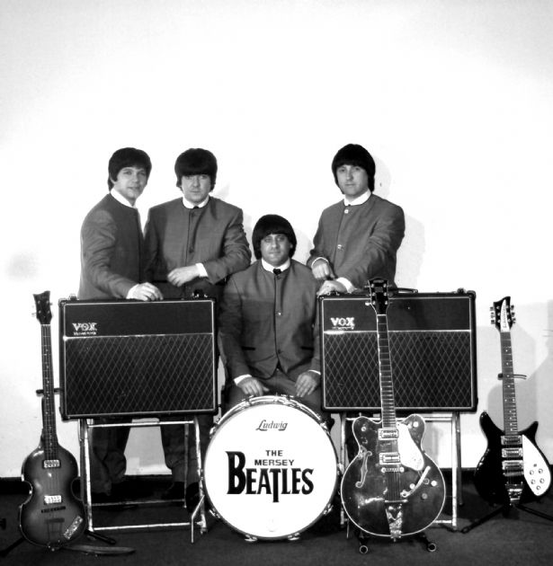 Gallery: The Mersey Beatles