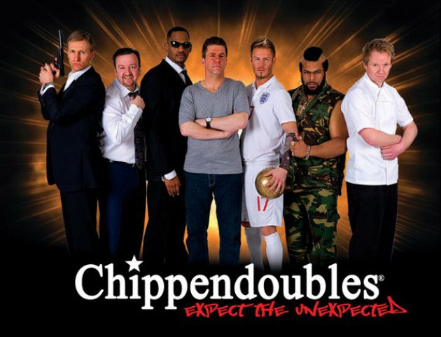 Gallery: The Chippendoubles