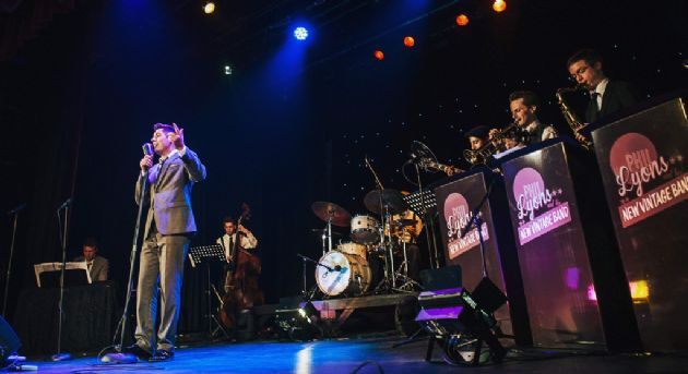 Gallery: The NV Swing Band