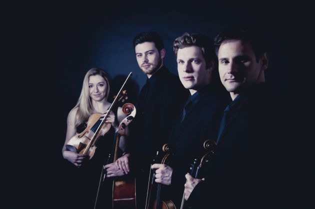 Gallery: The Northern String Quartet