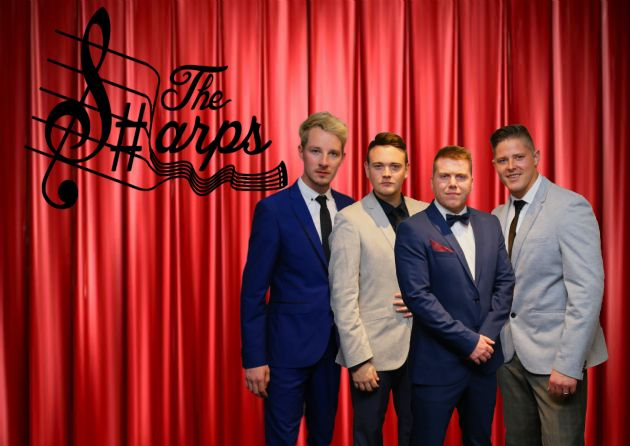 Gallery: The Sharps