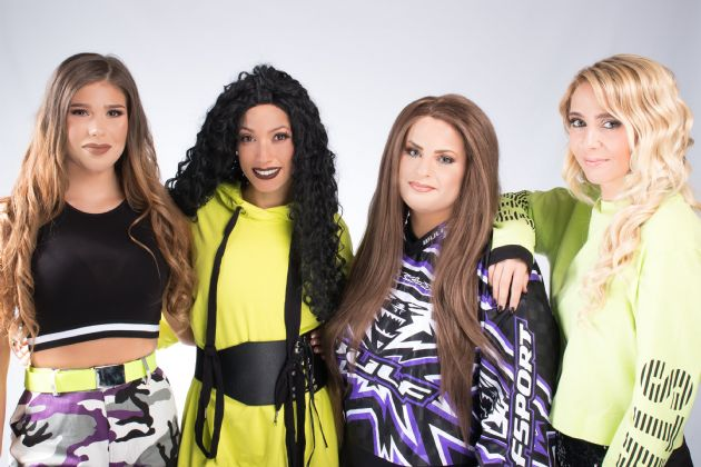 Gallery: The Ultimate Little Mix Tribute