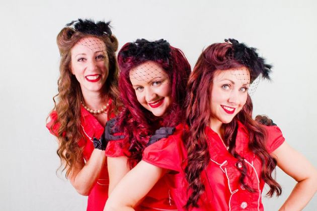Gallery: The Cherry Belles