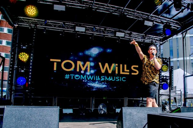 Gallery: Tom Wills