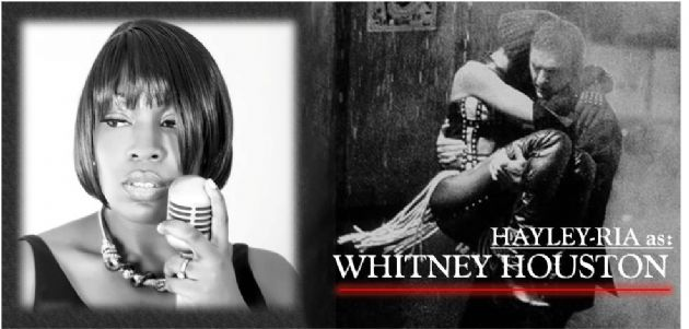 Gallery: Whitney Houston by Hayley