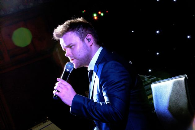 Gallery: Simon Dee Swing and Rat Pack Singer