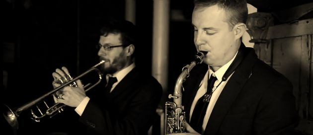 Gallery: The Tonics Swing Collective