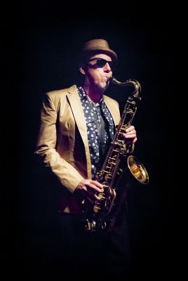 Andy Parker Saxophonist