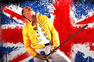 Freddie Mercury Tribute Act Acts