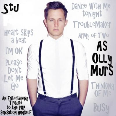 Olly Murs Tribute Act Acts