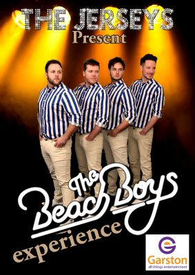 The Jerseys Present The Beach Boys Experience