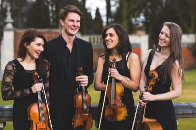 The Leos Janacek Quartet