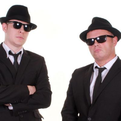 The Locked Up Blues Brothers