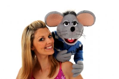 Theo The Mouse & Wendy