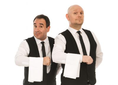 The Incredible Singing Waiters